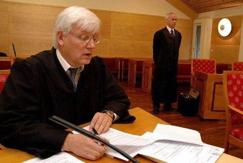 Advokat Haakon Borgen forsvarte den 60 år gamle hytteeieren som nå er dømt til fengsel.