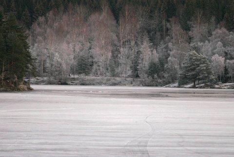Utrygg is i Follo. Arkivfoto: Jarl Fr. Erichsen / SCANPIX Foto: Erichsen, Jarl Fr.