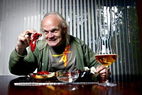 Advokat Harald Otterstad er en livsnyter, men nå tar han et oppgjør - og et farvel - med pilsen.