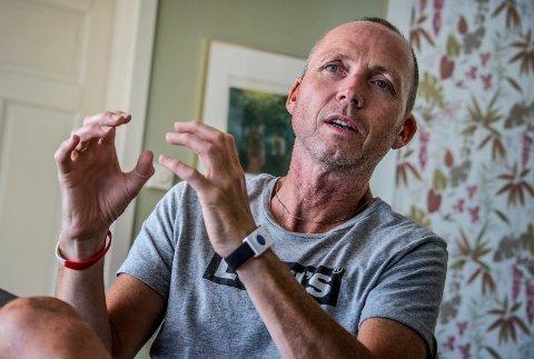Geir Rugsveen Engen døde nylig av sykdommen ALS, bare 50 år gammel.