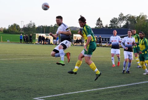 På opprykksjakt: Lisleby topper tabellen i 5. divisjon. Mandag kan du se Skogstrand - Lisleby på FBTV.