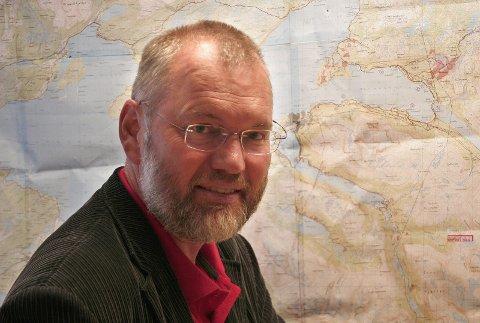 Skuffet: Geir-Ketil Hansen er skuffet over at forhandlingene mellom Nordland og Troms strandet. Han mener regjeringen må gripe inn med tvang.