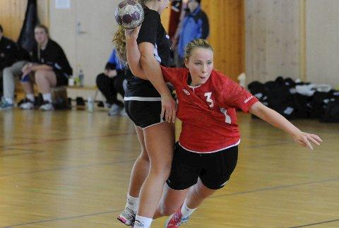 Tapte: Karoline Kirkhus og AHK tapte for Bravo.