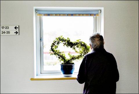 Per dags dato har en samboergaranti ingenting med virkeligheten å gjøre, skriver Marte Andreassen, sykepleier ved Tjølling sykehjem.