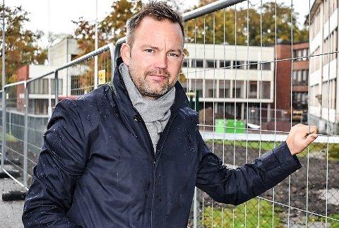 DÅRLIG KLIMA: Niklas Cederby liker dårlig at Høyre og de andre partiene blir kalt tannløse og tafatte av MDG.