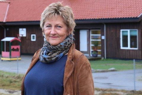 Barnehagesjef Ingunn Konstali veit ikkje korleis søkartala kjem til å utvikla seg dei komande åra.