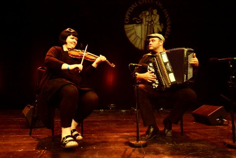 JølsterSel med Synnøve Bjørset og Geir Thorud nådde finalen med solid duett.