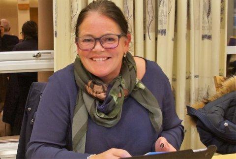 PÅ STORTINGET: Kari-Anne Jønnes er vara til Stortinget. Denne uka må hun møte i landets høyeste forsamling.