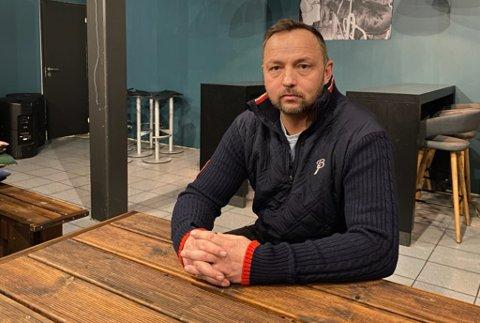 FORTVILER: Tommy Niska, daglig leder for Sot, Hammerfest Bowling, og Slakteriet.