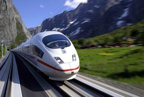 Illustrasjonsbilde: Deutsche Bahn, Wärter/Norsk Bane
