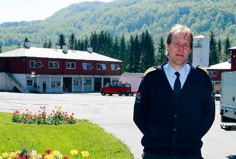 Må vitne: Fengselsleder Jan Helge Aske ved Sandeid fengsel må forklare seg i Haugaland tingrett i neste uke.