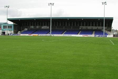 HJEMMEBANE: The Showgrounds.