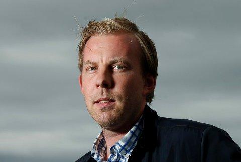 SPORSTLIG LEDER:  Olafur Gislason er fornøyd med kommende sesongs HHK-stall.