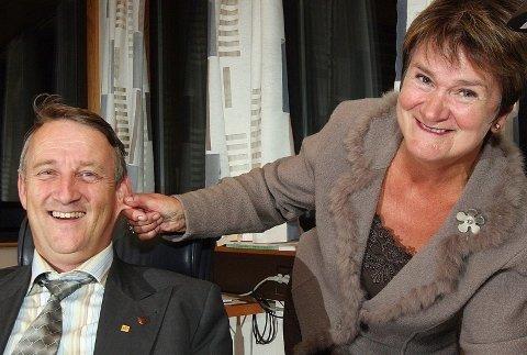 I 2007 var Kjell Arvid Svendsen (KrF) og Helga Rullestad (Ap) henholdsvis ordfører og varaordfører i Karmøy kommune
