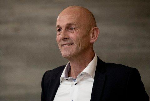 GODT RESULTAT: Rådmann i Tysvær kommune Sigurd Eikje er fornøyd med regnskapsresultatet for 2020.