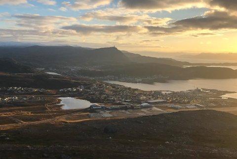 BAKTERIER: Det er påvist tarmbakteriet i Mellomvannet på Pærien i Hammerfest.