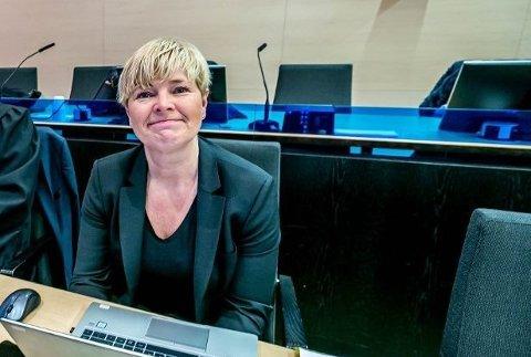 FERDIG: Hilde Sjurelv er ferdig som toppsjef den 30. september.