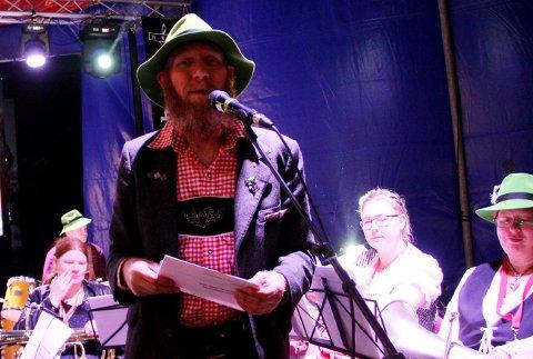 BLE TØFT: Jon Kåre Larsen og resten av Holmestrand Brass så at det ble vanskelig å få Oktoberfest til å kaste skikkelig av seg. Nå prøver de et nytt høstfest-konsept.