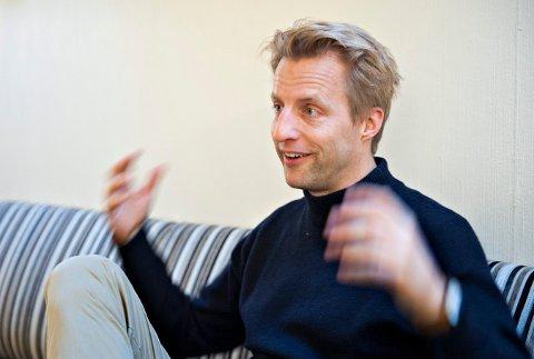 KOMMER TILBAKE: Olof Boman, tidligere kunstnerisk leder i Glogerfestspillene, skal fortelle om hvor musikken kom fra.