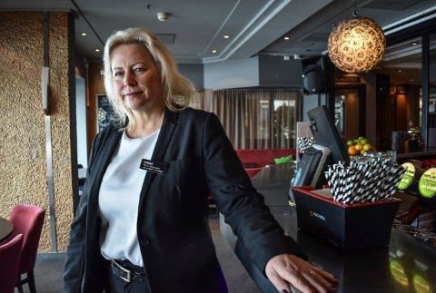 DRAMATISK: Janne Johansen er bekymret etter at nye innstramninger ble presentert torsdag.