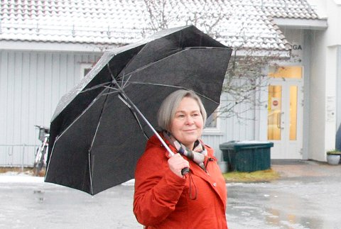 TILTAK: Helse- og omsorgssjef Tone Merete Svenkerud forteller at det jobbes godt med avvik i tjenesten, men at det er enkelte områder som stikker seg ut.