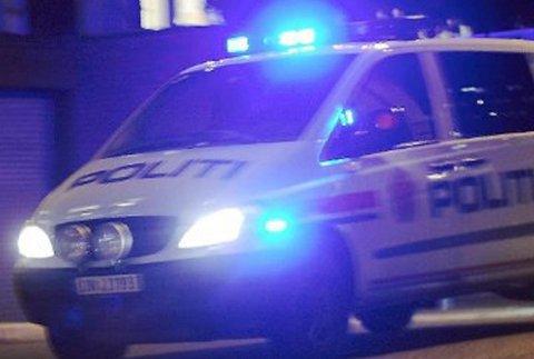 BILJAKT: Bilføreren nektet å stoppe for politiet.