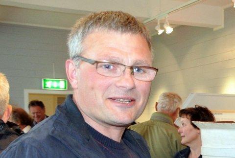 Nestleder: Bjørn Hugo Bendiksen fra Moskenes er valgt til ny nestleder i Nordland Fylkes Fiskarlag.