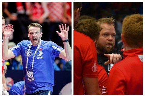 Christian Berge ringte rett til Kolstad-trener Stian Gomo etter at EM-drømmen røk.