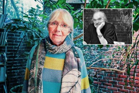 ALEINE PÅ KONTORET: Rose Marie Steinsvik (76) ble plutselig aleine om å drive arkitektkontoret Steinsvik i Tromsø. Jobben ble terapi, sier hun om livet etter at ektemannen Odd døde.
