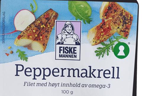 KALLES TILBAKE: Fiskemannen Peppermakrell