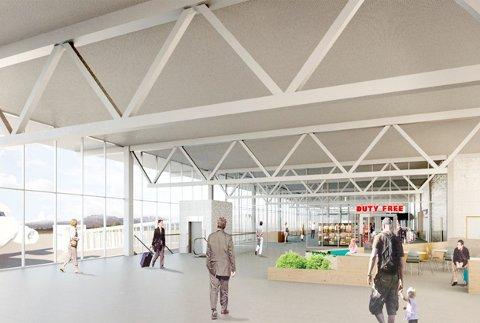 NY TERMINAL: Forprosjektet er nå inne i en kvalitetetssikringsfase, og vil bli forelagt Avinor-styret i løpet av første kvartal, ifølge Thorgeir Landevaag, divisjonsdirektør for nasjonale, regionale og lokale lufthavner.