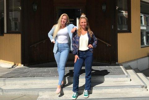 Søstrene Ingrid (27) og Astrid (26) Bratlie tar over Bruktbua, og gir kafeen nytt navn og med nytt konsept.