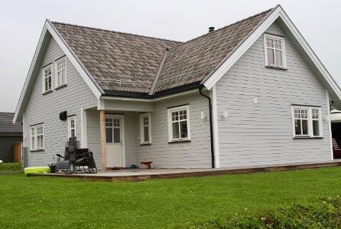 SOLGT: Denne boligen i Heimlyvegen på Raufoss ble det dyreste eiendomssalget i juli.