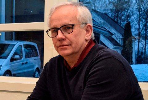 STYRELEDER: Styreleder i Østre Toten boligstiftelse, Kai Magne Rødningsby, sier han ikke har befatning med eiendomssalg i stiftelsen etter at firmaet hans datter er ansatt i fikk oppdraget med å forestå salgene.