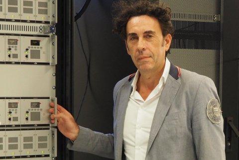 Nenad Jankovic, International Sales Manager og ansvarlig for det indiske ATC-markedet hos Jotron.