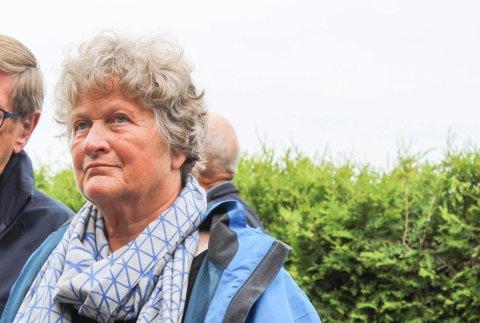 Tone Kalheim i Felleslista er opptatt av gode oppvekstvillkår og tilgjengelighet til sjø og skog i Færder.