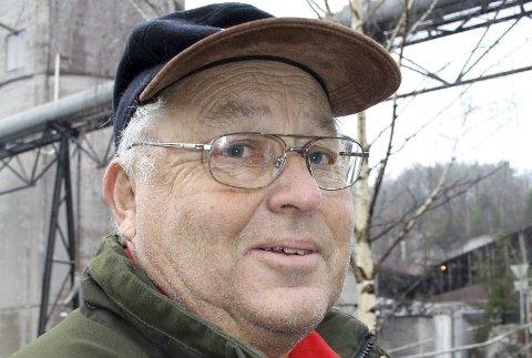 NY ROLLE: Arne Rønningen er den nye i rollen som Cort Adeler-skikkelsen i Brevik.