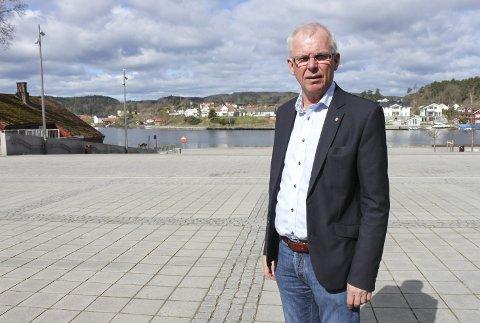 Rådmann Per Wold vil sette av penger til å hjelpe flere barn.