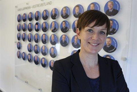 May Britt Østby slutter som regionsdirektør for Rema 1000 i Telemark og Vestfold.