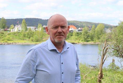 PBBL-DIREKTØR: Morten Borge er klar på at boligbyggelaget har fokus på å bygge boliger for alle.