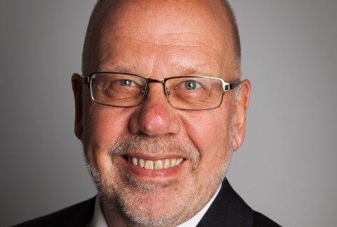 Leif Teksum er ny styreleder i Rana Gruber AS.