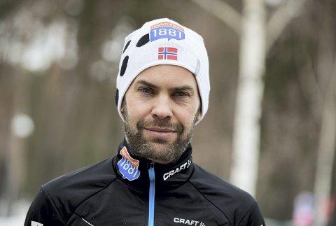 Kombinertsjef: Sverre Rotevatn mener Vegard Tiller er en spennende utøver.Foto: Vegard Wivestad Grøtt / NTB scanpix