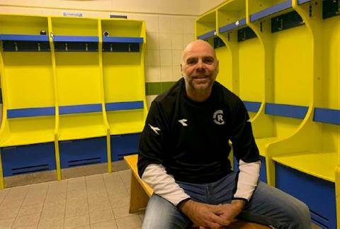 Ny RIF-trener: John Arne Holmlund blir ny RIF-trener