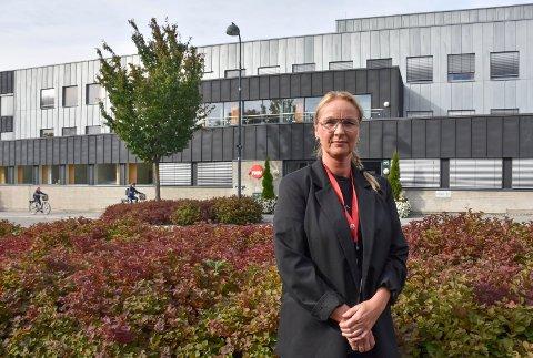 DYPT TRAGISK: Leder i NAV Ringsaker, Monica Mathisen Jørgensen, beskriver hendelsen i Bergen mandag som dypt tragisk.