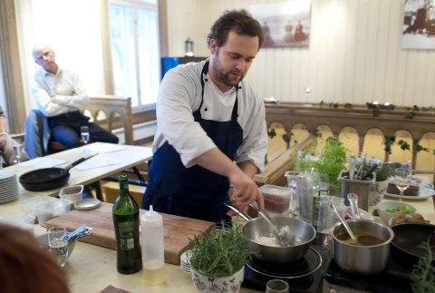 Morten Haakenstad har fått jobb på Kulinarisk Akademi i Oslo.