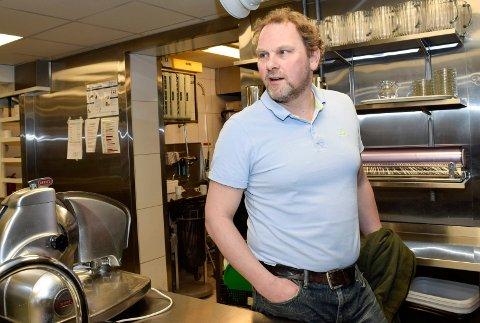 NÅ: Håvard Rustad har blitt en drivkraft i Sokna-samfunnet.