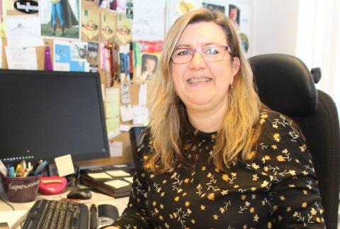 HELT NY PLAN: - Det var forrige kommunedirektør Rune Engehult som forslo å slå deto planene sammen for å få færre men viktigere planer, sier Marit Kvitne, som regner med å ha planen ferdig til desember.