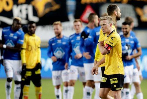 SKIFTER DRAKT: Erling Knudtzon blir Molde-spiller fra nyttår. FOTO: NTB SCANPIX