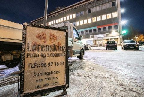 VIL STENGE: Lørenskog Pizza og Kebabhus med adresse Skårersletta 18 opphører løpet av denne uka.