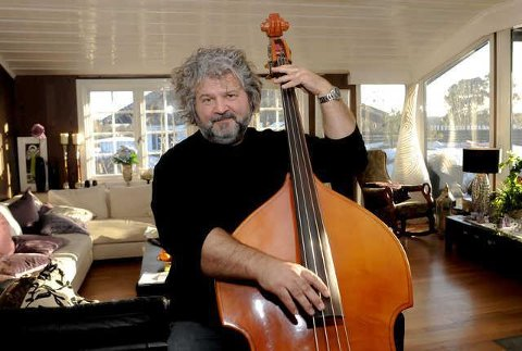 – Vi kommer til å veksle mellom energisk og mer nedstrippet musikk, sier Dag Almar Hansen (Arkivfoto: Atle Møller)